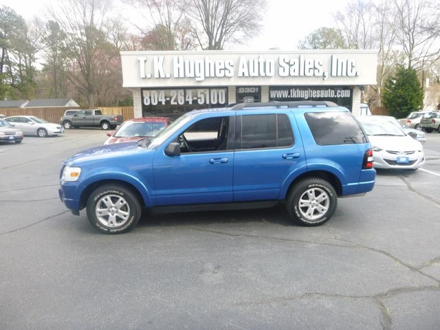 2010 Ford Explorer XLT Richmond, Virginia 0