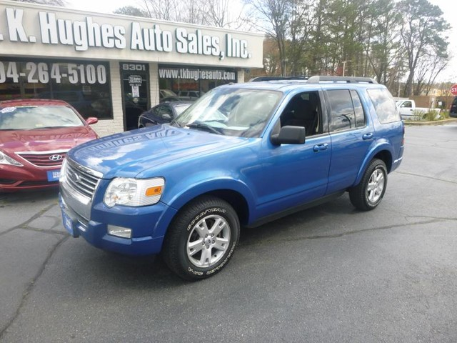 2010 Ford Explorer XLT Richmond, Virginia 1