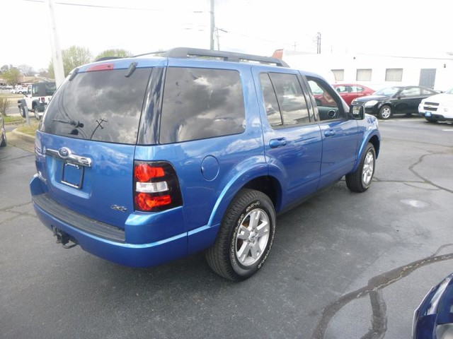 2010 Ford Explorer XLT Richmond, Virginia 6