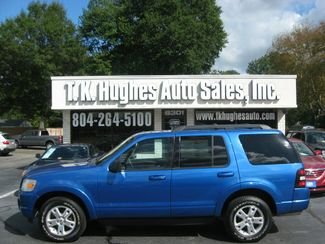 2010 Ford Explorer XLT 4X4 Richmond, Virginia