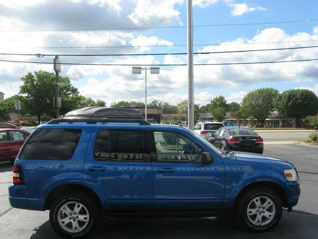 2010 Ford Explorer XLT 4X4 Richmond, Virginia 4