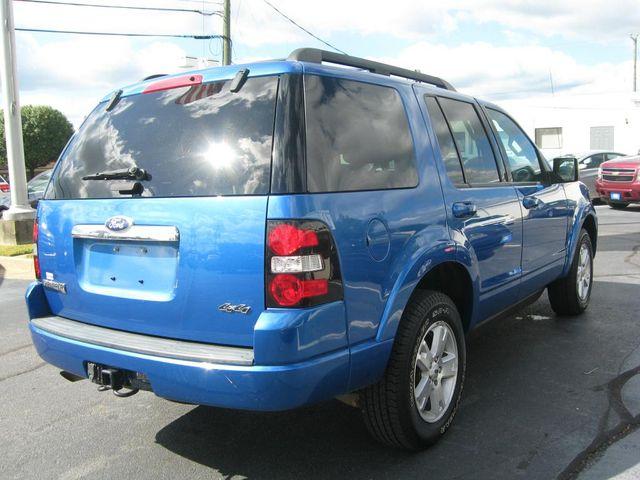 2010 Ford Explorer XLT 4X4 Richmond, Virginia 5