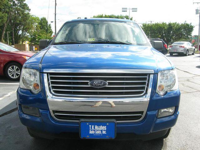 2010 Ford Explorer XLT 4X4 Richmond, Virginia 2