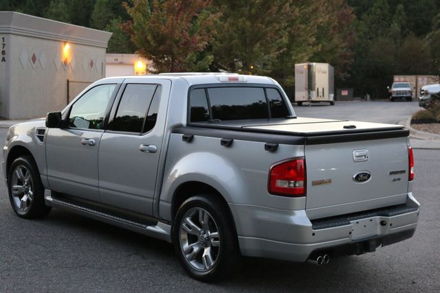 2010 Ford Explorer Sport Trac Limited Adrenilin Mooresville, North Carolina 3