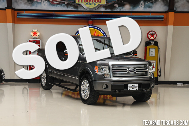 2010 Ford F-150 Platinum 4x4 This Clean Carfax 2010 Ford F-150 Platinum 4x4 is in great shape with