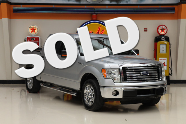 2010 Ford F-150 XLT This 2010 Ford F-150 XLT is in great shape with only 102 830 miles The F-150
