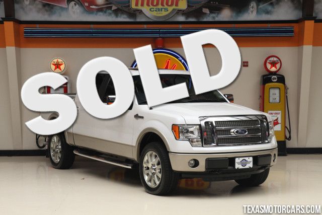 2010 Ford F-150 King Ranch This Carfax 1-Owner 2010 Ford F-150 King Ranch is in great shape with on