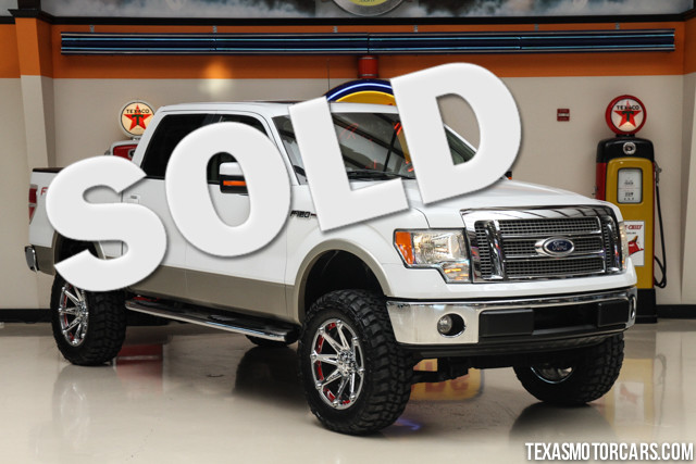 2010 Ford F-150 Lariat This 2010 Ford F-150 Lariat is in great shape with only 90 184 miles The F