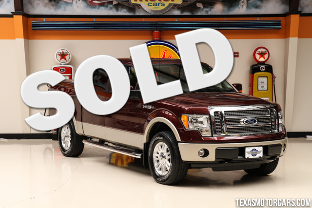 2010 Ford F-150 Lariat This Carfax 1-Owner accident free 2010 Ford F-150 XL is in great shape with