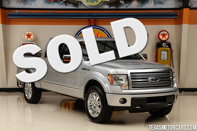 2010 Ford F-150 Platinum 4x4 This 2010 Ford F-150 Platinum is in great shape with only 95 961 mil
