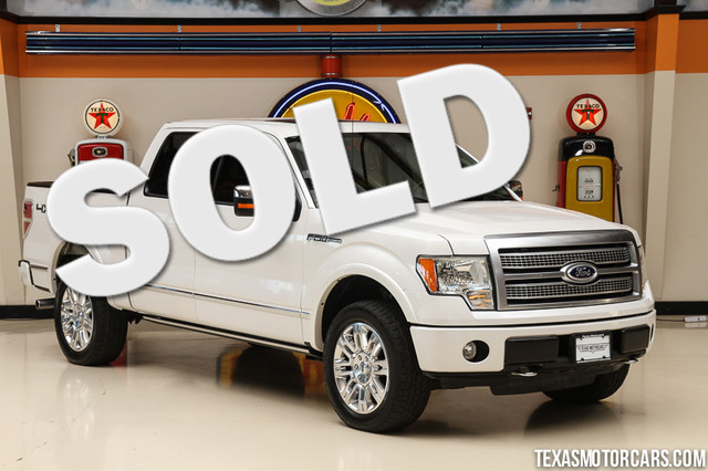 2010 Ford F-150 Platinum 4x4 Financing is available with rates as low as 29 wac Get pre-appro