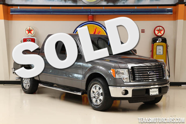 2010 Ford F-150 XLT This Carfax 1-Owner 2010 Ford F-150 XLT is in great shape with only 105 098 m