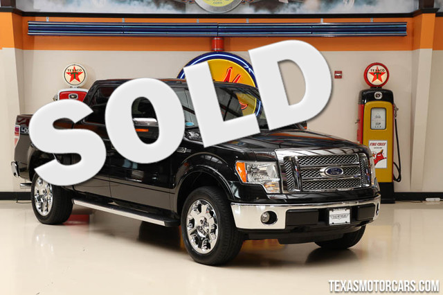 2010 Ford F-150 Lariat This 2010 Ford F-150 Lariat is in great shape with only 86 712 miles The
