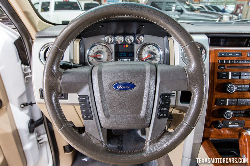 2010 Ford F-150 Lariat 4X4  in Addison, Texas