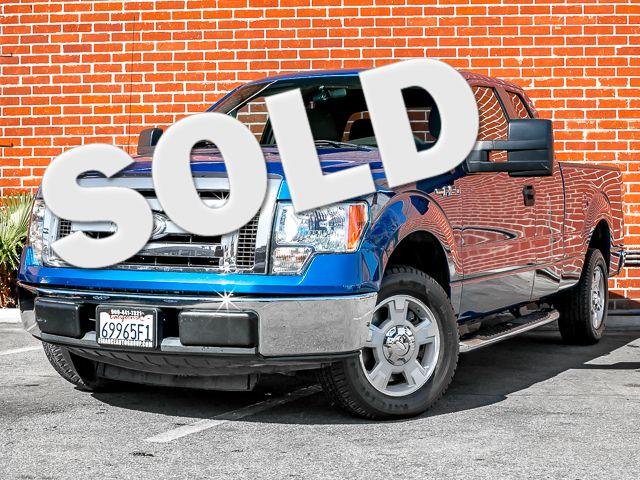 2010 Ford F-150 XLT Burbank, CA 0