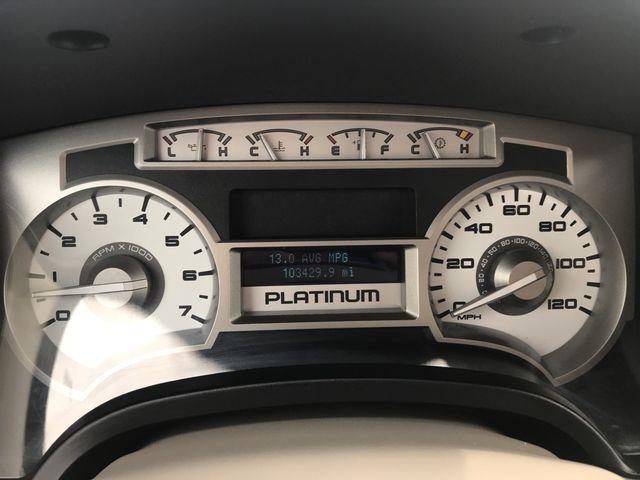 2010 Ford F-150 Platinum Cape Girardeau, Missouri 32