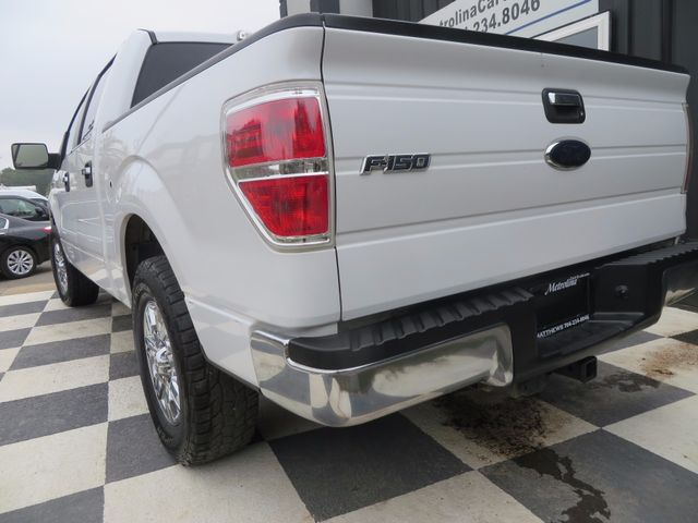 2010 Ford F-150 XLT Charlotte-Matthews, North Carolina 8