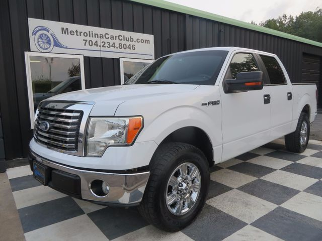 2010 Ford F-150 XLT Charlotte-Matthews, North Carolina 4