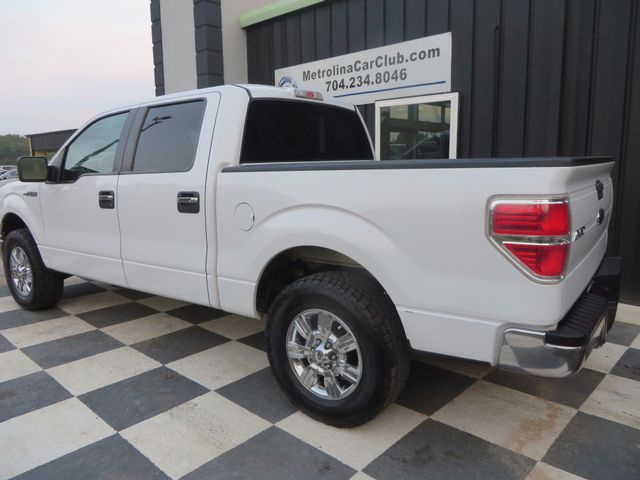 2010 Ford F-150 XLT Charlotte-Matthews, North Carolina 1