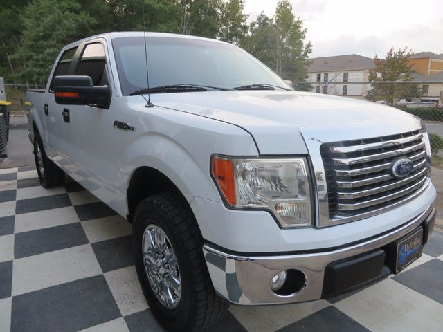 2010 Ford F-150 XLT Charlotte-Matthews, North Carolina 3