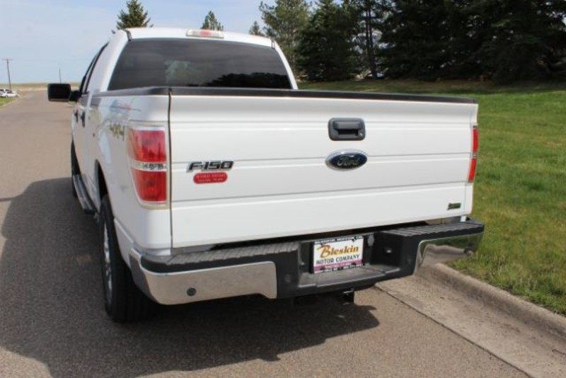 2010 Ford F-150 XLT SuperCrew 55-ft Bed 4WD  city MT  Bleskin Motor Company   in Great Falls, MT