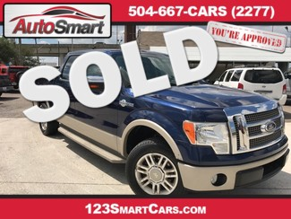 2010 Ford F-150 King Ranch in Harvey, LA