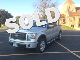 2010 Ford F-150 FX4 Lake Crystal, Minnesota