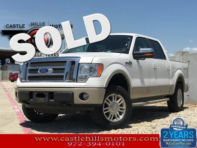2010 Ford F-150 in Lewisville Texas