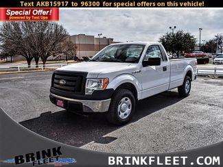 2010 Ford F-150 2WD Reg Cab 126 XL | Lubbock, TX | Brink Fleet in Lubbock TX