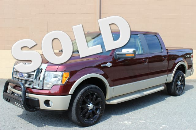 2010 Ford F-150 King Ranch Matthews, NC 0