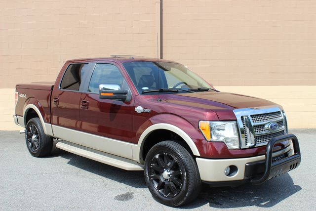 2010 Ford F-150 King Ranch Matthews, NC 2