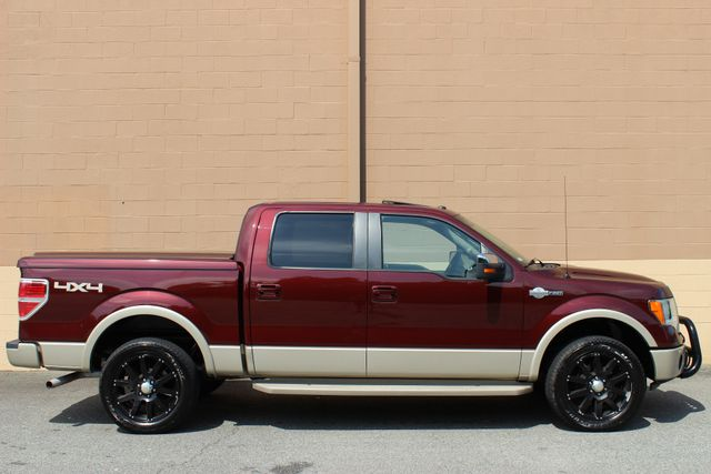 2010 Ford F-150 King Ranch Matthews, NC 3