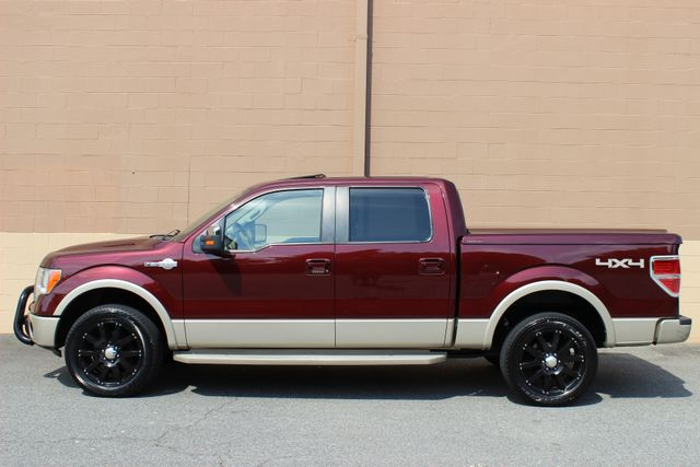 2010 Ford F-150 King Ranch Matthews, NC 7