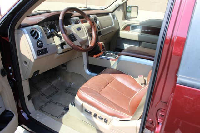 2010 Ford F-150 King Ranch Matthews, NC 9