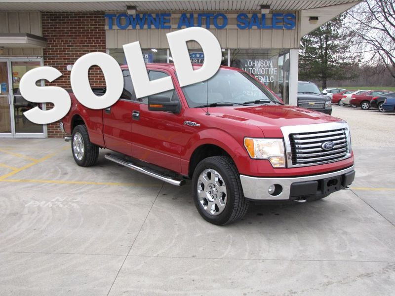 2010 Ford F-150 XLT | Medina, OH | Towne Cars in Medina OH