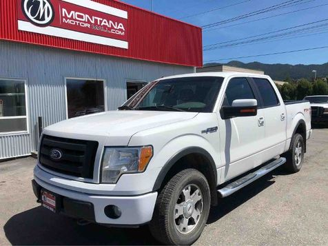 2010 Ford F-150 FX4 in