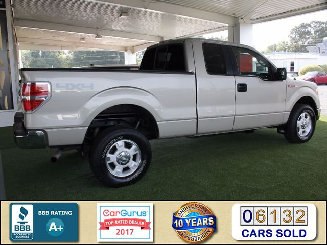2010 Ford F-150 XLT SuperCab 4x4 - SERVICE RECORD! Mooresville , NC 2