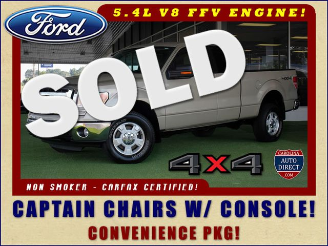 2010 Ford F-150 XLT SuperCab 4x4 - SERVICE RECORD! Mooresville , NC 0
