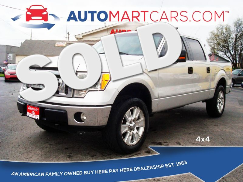2010 Ford F-150 XLT | Nashville, Tennessee | Auto Mart Used Cars Inc. in Nashville Tennessee
