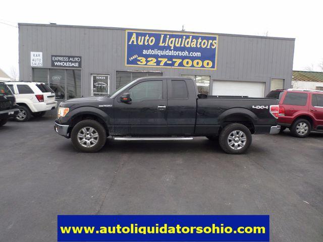 2010 Ford F-150 FX4 | North Ridgeville, Ohio | Auto Liquidators in North Ridgeville Ohio