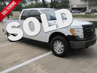 2010 Ford F-150 Supercab XL, 1 Owner Power Pack, Cloth Seating Plano, Texas