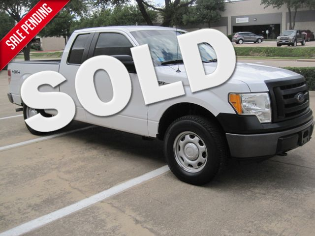 2010 Ford F-150 Supercab XL, 1 Owner Power Pack, Cloth Seating Plano, Texas 0