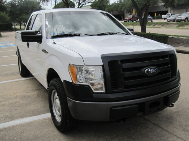 2010 Ford F-150 Supercab XL, 1 Owner Power Pack, Cloth Seating Plano, Texas 1
