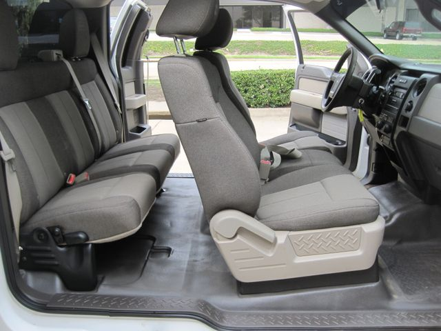 2010 Ford F-150 Supercab XL, 1 Owner Power Pack, Cloth Seating Plano, Texas 16
