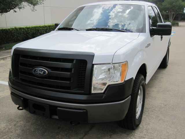 2010 Ford F-150 Supercab XL, 1 Owner Power Pack, Cloth Seating Plano, Texas 3
