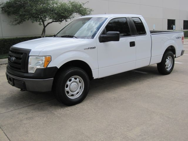 2010 Ford F-150 Supercab XL, 1 Owner Power Pack, Cloth Seating Plano, Texas 4