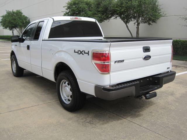 2010 Ford F-150 Supercab XL, 1 Owner Power Pack, Cloth Seating Plano, Texas 7