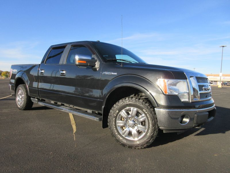 2010 Ford F-150 Lariat Supercrew 4X4  Fultons Used Cars Inc  in , Colorado