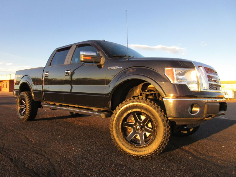 2010 Ford F-150 Lariat Supercrew 4X4 w 6 lift  Fultons Used Cars Inc  in , Colorado