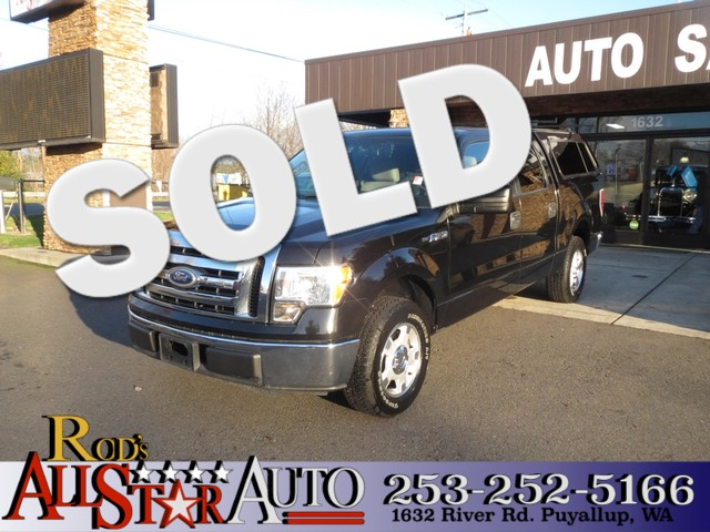 2010 Ford F-150 XLT The CARFAX Buy Back Guarantee that comes with this vehicle means that you can
